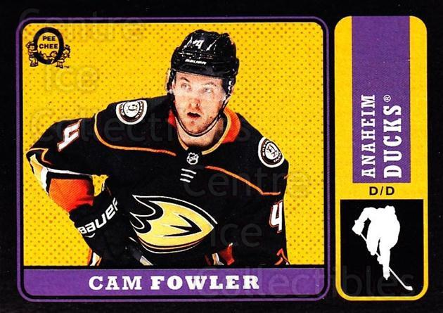 2018-19 O-Pee-Chee Retro Black #146 Cam Fowler<br/>1 In Stock - $5.00 each - <a href=https://centericecollectibles.foxycart.com/cart?name=2018-19%20O-Pee-Chee%20Retro%20Black%20%23146%20Cam%20Fowler...&price=$5.00&code=728215 class=foxycart> Buy it now! </a>