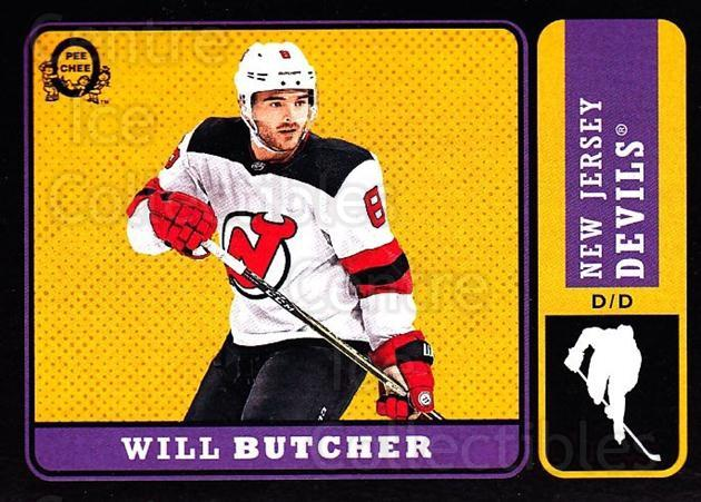 2018-19 O-Pee-Chee Retro Black #174 Will Butcher<br/>1 In Stock - $5.00 each - <a href=https://centericecollectibles.foxycart.com/cart?name=2018-19%20O-Pee-Chee%20Retro%20Black%20%23174%20Will%20Butcher...&quantity_max=1&price=$5.00&code=728243 class=foxycart> Buy it now! </a>