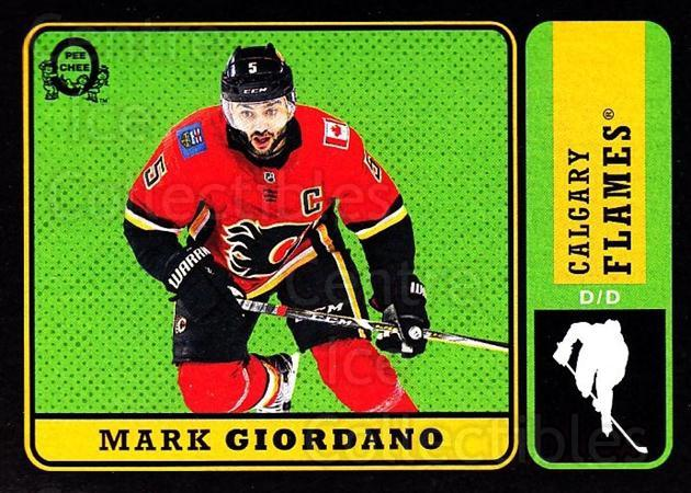 2018-19 O-Pee-Chee Retro Black #176 Mark Giordano<br/>1 In Stock - $5.00 each - <a href=https://centericecollectibles.foxycart.com/cart?name=2018-19%20O-Pee-Chee%20Retro%20Black%20%23176%20Mark%20Giordano...&quantity_max=1&price=$5.00&code=728245 class=foxycart> Buy it now! </a>