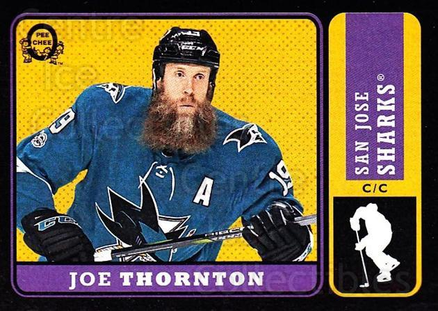 2018-19 O-Pee-Chee Retro Black #190 Joe Thornton<br/>2 In Stock - $5.00 each - <a href=https://centericecollectibles.foxycart.com/cart?name=2018-19%20O-Pee-Chee%20Retro%20Black%20%23190%20Joe%20Thornton...&quantity_max=2&price=$5.00&code=728259 class=foxycart> Buy it now! </a>