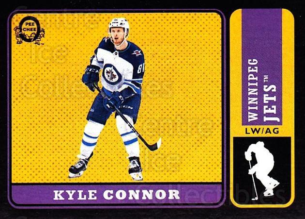 2018-19 O-Pee-Chee Retro Black #194 Kyle Connor<br/>4 In Stock - $5.00 each - <a href=https://centericecollectibles.foxycart.com/cart?name=2018-19%20O-Pee-Chee%20Retro%20Black%20%23194%20Kyle%20Connor...&quantity_max=4&price=$5.00&code=728263 class=foxycart> Buy it now! </a>