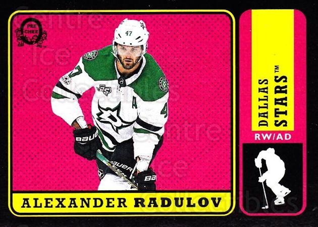2018-19 O-Pee-Chee Retro Black #207 Alexander Radulov<br/>2 In Stock - $5.00 each - <a href=https://centericecollectibles.foxycart.com/cart?name=2018-19%20O-Pee-Chee%20Retro%20Black%20%23207%20Alexander%20Radul...&quantity_max=2&price=$5.00&code=728276 class=foxycart> Buy it now! </a>