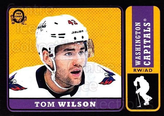 2018-19 O-Pee-Chee Retro Black #214 Tom Wilson<br/>1 In Stock - $5.00 each - <a href=https://centericecollectibles.foxycart.com/cart?name=2018-19%20O-Pee-Chee%20Retro%20Black%20%23214%20Tom%20Wilson...&quantity_max=1&price=$5.00&code=728283 class=foxycart> Buy it now! </a>