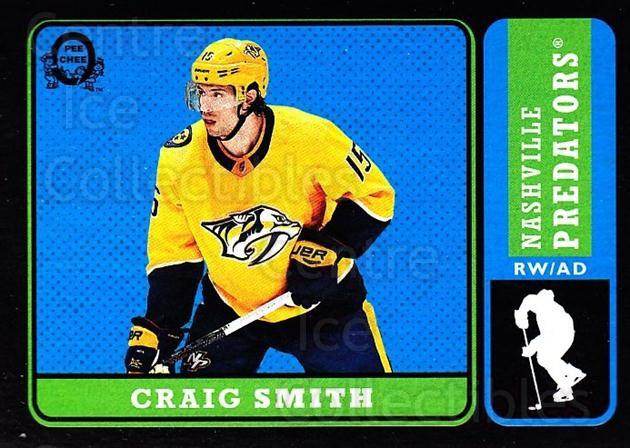 2018-19 O-Pee-Chee Retro Black #225 Craig Smith<br/>1 In Stock - $5.00 each - <a href=https://centericecollectibles.foxycart.com/cart?name=2018-19%20O-Pee-Chee%20Retro%20Black%20%23225%20Craig%20Smith...&quantity_max=1&price=$5.00&code=728294 class=foxycart> Buy it now! </a>