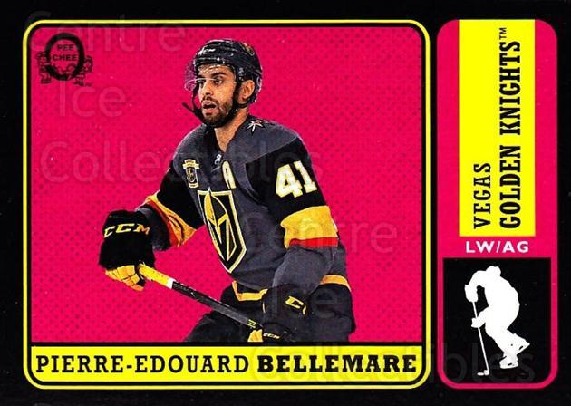 2018-19 O-Pee-Chee Retro Black #255 Pierre-Edouard Bellemare<br/>1 In Stock - $5.00 each - <a href=https://centericecollectibles.foxycart.com/cart?name=2018-19%20O-Pee-Chee%20Retro%20Black%20%23255%20Pierre-Edouard%20...&quantity_max=1&price=$5.00&code=728324 class=foxycart> Buy it now! </a>