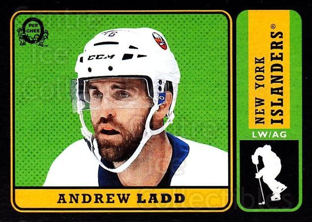 2018-19 O-Pee-Chee Retro Black #268 Andrew Ladd<br/>1 In Stock - $5.00 each - <a href=https://centericecollectibles.foxycart.com/cart?name=2018-19%20O-Pee-Chee%20Retro%20Black%20%23268%20Andrew%20Ladd...&quantity_max=1&price=$5.00&code=728337 class=foxycart> Buy it now! </a>