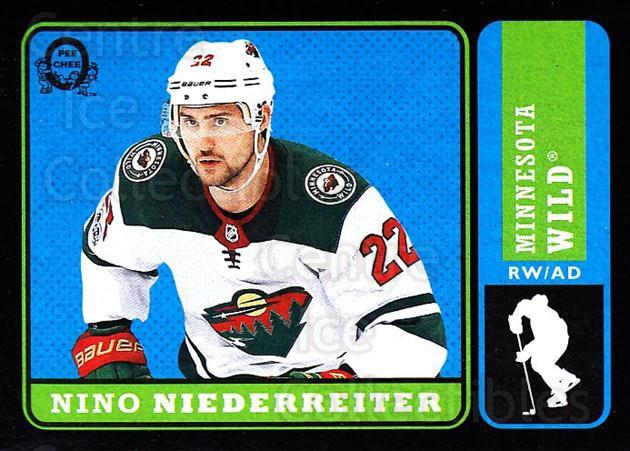 2018-19 O-Pee-Chee Retro Black #297 Nino Niederreiter<br/>1 In Stock - $5.00 each - <a href=https://centericecollectibles.foxycart.com/cart?name=2018-19%20O-Pee-Chee%20Retro%20Black%20%23297%20Nino%20Niederreit...&quantity_max=1&price=$5.00&code=728366 class=foxycart> Buy it now! </a>