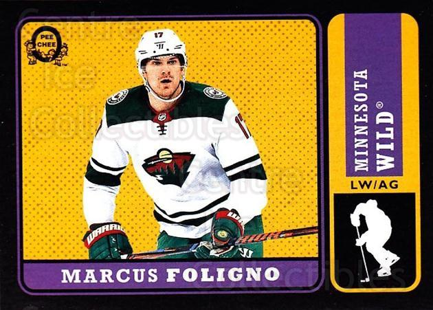 2018-19 O-Pee-Chee Retro Black #318 Marcus Foligno<br/>1 In Stock - $5.00 each - <a href=https://centericecollectibles.foxycart.com/cart?name=2018-19%20O-Pee-Chee%20Retro%20Black%20%23318%20Marcus%20Foligno...&quantity_max=1&price=$5.00&code=728387 class=foxycart> Buy it now! </a>