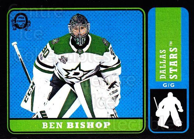 2018-19 O-Pee-Chee Retro Black #325 Ben Bishop<br/>1 In Stock - $5.00 each - <a href=https://centericecollectibles.foxycart.com/cart?name=2018-19%20O-Pee-Chee%20Retro%20Black%20%23325%20Ben%20Bishop...&quantity_max=1&price=$5.00&code=728394 class=foxycart> Buy it now! </a>
