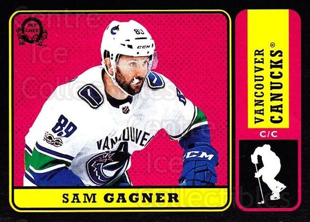 2018-19 O-Pee-Chee Retro Black #371 Sam Gagner<br/>2 In Stock - $5.00 each - <a href=https://centericecollectibles.foxycart.com/cart?name=2018-19%20O-Pee-Chee%20Retro%20Black%20%23371%20Sam%20Gagner...&quantity_max=2&price=$5.00&code=728440 class=foxycart> Buy it now! </a>