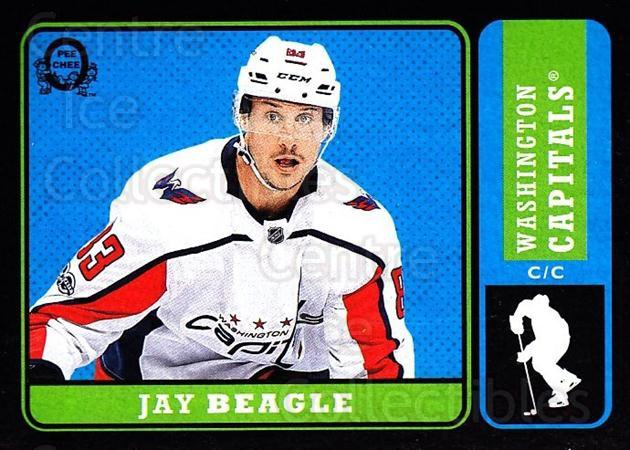2018-19 O-Pee-Chee Retro Black #397 Jay Beagle<br/>1 In Stock - $5.00 each - <a href=https://centericecollectibles.foxycart.com/cart?name=2018-19%20O-Pee-Chee%20Retro%20Black%20%23397%20Jay%20Beagle...&quantity_max=1&price=$5.00&code=728466 class=foxycart> Buy it now! </a>