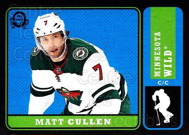 2018-19 O-Pee-Chee Retro Black #413 Matt Cullen<br/>2 In Stock - $5.00 each - <a href=https://centericecollectibles.foxycart.com/cart?name=2018-19%20O-Pee-Chee%20Retro%20Black%20%23413%20Matt%20Cullen...&quantity_max=2&price=$5.00&code=728482 class=foxycart> Buy it now! </a>