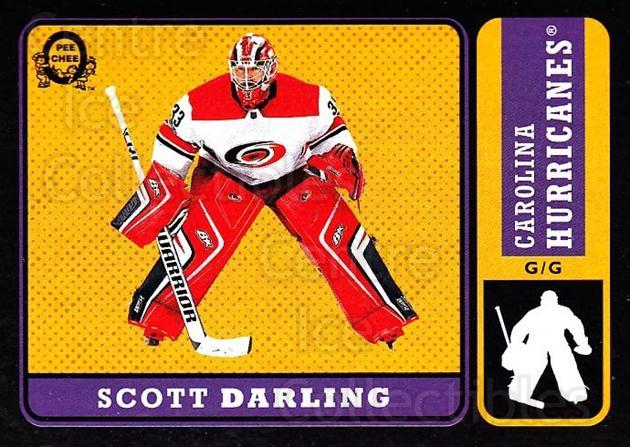 2018-19 O-Pee-Chee Retro Black #430 Scott Darling<br/>4 In Stock - $5.00 each - <a href=https://centericecollectibles.foxycart.com/cart?name=2018-19%20O-Pee-Chee%20Retro%20Black%20%23430%20Scott%20Darling...&quantity_max=4&price=$5.00&code=728499 class=foxycart> Buy it now! </a>