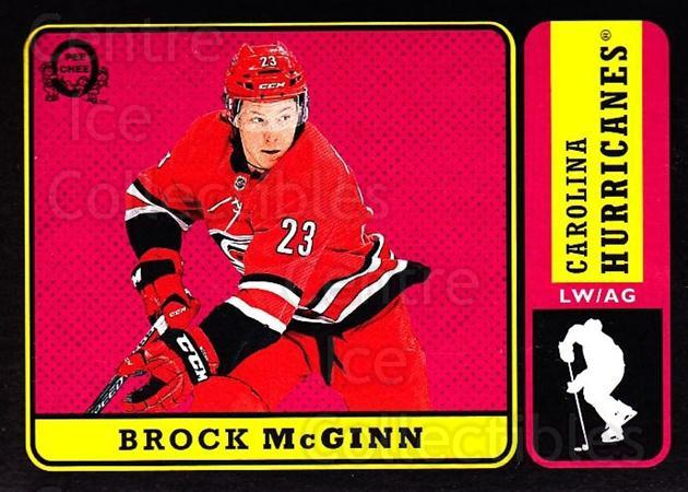 2018-19 O-Pee-Chee Retro Black #489 Brock McGinn<br/>1 In Stock - $5.00 each - <a href=https://centericecollectibles.foxycart.com/cart?name=2018-19%20O-Pee-Chee%20Retro%20Black%20%23489%20Brock%20McGinn...&quantity_max=1&price=$5.00&code=728558 class=foxycart> Buy it now! </a>