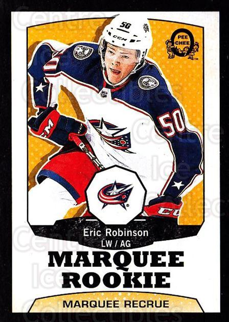 2018-19 O-Pee-Chee Retro Black #528 Eric Robinson<br/>2 In Stock - $5.00 each - <a href=https://centericecollectibles.foxycart.com/cart?name=2018-19%20O-Pee-Chee%20Retro%20Black%20%23528%20Eric%20Robinson...&quantity_max=2&price=$5.00&code=728597 class=foxycart> Buy it now! </a>