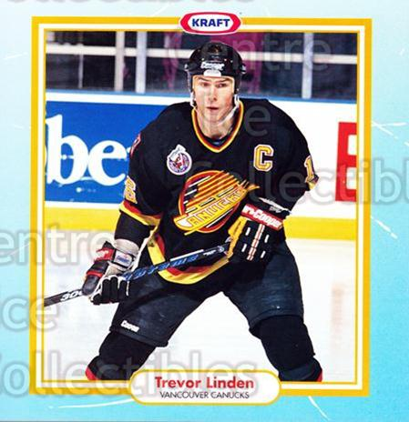 1993-94 Kraft Recipes #4 Trevor Linden<br/>8 In Stock - $3.00 each - <a href=https://centericecollectibles.foxycart.com/cart?name=1993-94%20Kraft%20Recipes%20%234%20Trevor%20Linden...&quantity_max=8&price=$3.00&code=7289 class=foxycart> Buy it now! </a>