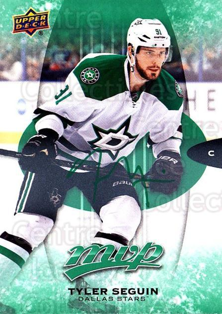 2016-17 Upper Deck MVP Green #233 Tyler Seguin<br/>1 In Stock - $5.00 each - <a href=https://centericecollectibles.foxycart.com/cart?name=2016-17%20Upper%20Deck%20MVP%20Green%20%23233%20Tyler%20Seguin...&quantity_max=1&price=$5.00&code=729378 class=foxycart> Buy it now! </a>