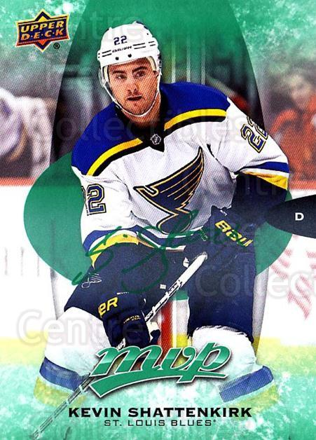 2016-17 Upper Deck MVP Green #243 Kevin Shattenkirk<br/>1 In Stock - $5.00 each - <a href=https://centericecollectibles.foxycart.com/cart?name=2016-17%20Upper%20Deck%20MVP%20Green%20%23243%20Kevin%20Shattenki...&quantity_max=1&price=$5.00&code=729387 class=foxycart> Buy it now! </a>