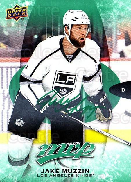 2016-17 Upper Deck MVP Green #29 Jake Muzzin<br/>1 In Stock - $3.00 each - <a href=https://centericecollectibles.foxycart.com/cart?name=2016-17%20Upper%20Deck%20MVP%20Green%20%2329%20Jake%20Muzzin...&quantity_max=1&price=$3.00&code=729418 class=foxycart> Buy it now! </a>