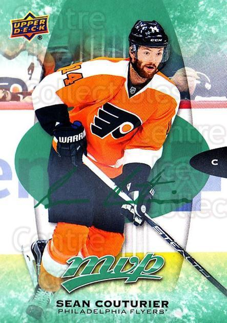 2016-17 Upper Deck MVP Green #146 Sean Couturier<br/>2 In Stock - $3.00 each - <a href=https://centericecollectibles.foxycart.com/cart?name=2016-17%20Upper%20Deck%20MVP%20Green%20%23146%20Sean%20Couturier...&quantity_max=2&price=$3.00&code=729609 class=foxycart> Buy it now! </a>