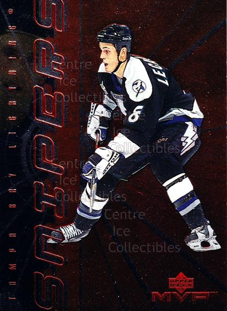1998-99 Upper Deck MVP Snipers #1 Vincent Lecavalier<br/>22 In Stock - $2.00 each - <a href=https://centericecollectibles.foxycart.com/cart?name=1998-99%20Upper%20Deck%20MVP%20Snipers%20%231%20Vincent%20Lecaval...&quantity_max=22&price=$2.00&code=72967 class=foxycart> Buy it now! </a>