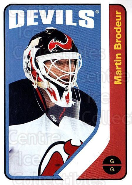 2014-15 O-Pee-chee Retro #1 Martin Brodeur<br/>1 In Stock - $5.00 each - <a href=https://centericecollectibles.foxycart.com/cart?name=2014-15%20O-Pee-chee%20Retro%20%231%20Martin%20Brodeur...&quantity_max=1&price=$5.00&code=729829 class=foxycart> Buy it now! </a>