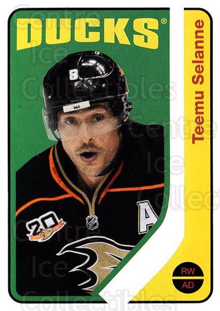 2014-15 O-Pee-chee Retro #2 Teemu Selanne<br/>2 In Stock - $5.00 each - <a href=https://centericecollectibles.foxycart.com/cart?name=2014-15%20O-Pee-chee%20Retro%20%232%20Teemu%20Selanne...&quantity_max=2&price=$5.00&code=729830 class=foxycart> Buy it now! </a>