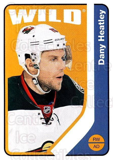 2014-15 O-Pee-chee Retro #14 Dany Heatley<br/>2 In Stock - $2.00 each - <a href=https://centericecollectibles.foxycart.com/cart?name=2014-15%20O-Pee-chee%20Retro%20%2314%20Dany%20Heatley...&quantity_max=2&price=$2.00&code=729842 class=foxycart> Buy it now! </a>