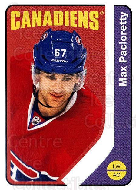 2014-15 O-Pee-chee Retro #35 Max Pacioretty<br/>2 In Stock - $2.00 each - <a href=https://centericecollectibles.foxycart.com/cart?name=2014-15%20O-Pee-chee%20Retro%20%2335%20Max%20Pacioretty...&quantity_max=2&price=$2.00&code=729863 class=foxycart> Buy it now! </a>