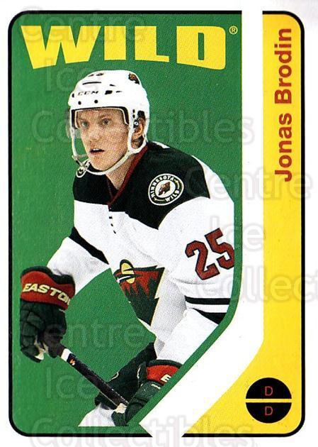 2014-15 O-Pee-chee Retro #37 Jonas Brodin<br/>2 In Stock - $2.00 each - <a href=https://centericecollectibles.foxycart.com/cart?name=2014-15%20O-Pee-chee%20Retro%20%2337%20Jonas%20Brodin...&quantity_max=2&price=$2.00&code=729865 class=foxycart> Buy it now! </a>