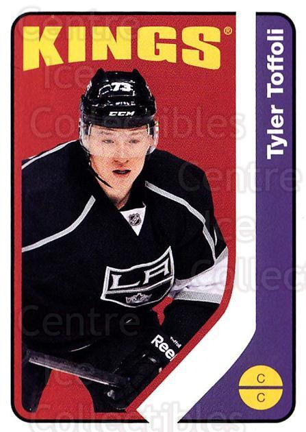 2014-15 O-Pee-chee Retro #40 Tyler Toffoli<br/>2 In Stock - $2.00 each - <a href=https://centericecollectibles.foxycart.com/cart?name=2014-15%20O-Pee-chee%20Retro%20%2340%20Tyler%20Toffoli...&quantity_max=2&price=$2.00&code=729868 class=foxycart> Buy it now! </a>