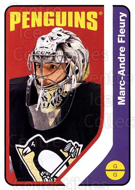 2014-15 O-Pee-chee Retro #50 Marc-Andre Fleury<br/>1 In Stock - $5.00 each - <a href=https://centericecollectibles.foxycart.com/cart?name=2014-15%20O-Pee-chee%20Retro%20%2350%20Marc-Andre%20Fleu...&quantity_max=1&price=$5.00&code=729878 class=foxycart> Buy it now! </a>