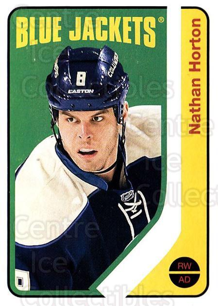 2014-15 O-Pee-chee Retro #52 Nathan Horton<br/>2 In Stock - $2.00 each - <a href=https://centericecollectibles.foxycart.com/cart?name=2014-15%20O-Pee-chee%20Retro%20%2352%20Nathan%20Horton...&quantity_max=2&price=$2.00&code=729880 class=foxycart> Buy it now! </a>