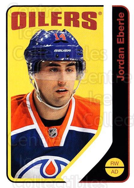 2014-15 O-Pee-chee Retro #58 Jordan Eberle<br/>2 In Stock - $2.00 each - <a href=https://centericecollectibles.foxycart.com/cart?name=2014-15%20O-Pee-chee%20Retro%20%2358%20Jordan%20Eberle...&quantity_max=2&price=$2.00&code=729886 class=foxycart> Buy it now! </a>