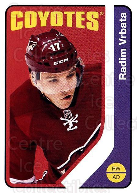 2014-15 O-Pee-chee Retro #60 Radim Vrbata<br/>2 In Stock - $2.00 each - <a href=https://centericecollectibles.foxycart.com/cart?name=2014-15%20O-Pee-chee%20Retro%20%2360%20Radim%20Vrbata...&quantity_max=2&price=$2.00&code=729888 class=foxycart> Buy it now! </a>