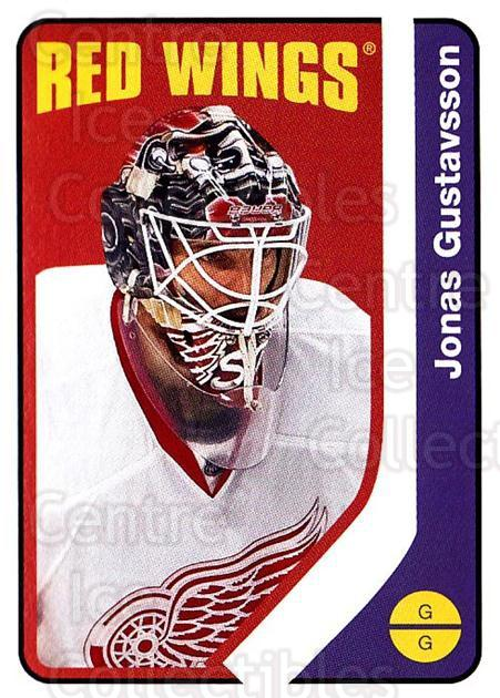 2014-15 O-Pee-chee Retro #65 Jonas Gustavsson<br/>2 In Stock - $2.00 each - <a href=https://centericecollectibles.foxycart.com/cart?name=2014-15%20O-Pee-chee%20Retro%20%2365%20Jonas%20Gustavsso...&quantity_max=2&price=$2.00&code=729893 class=foxycart> Buy it now! </a>
