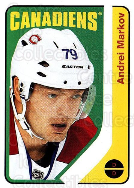 2014-15 O-Pee-chee Retro #72 Andrei Markov<br/>2 In Stock - $2.00 each - <a href=https://centericecollectibles.foxycart.com/cart?name=2014-15%20O-Pee-chee%20Retro%20%2372%20Andrei%20Markov...&quantity_max=2&price=$2.00&code=729900 class=foxycart> Buy it now! </a>