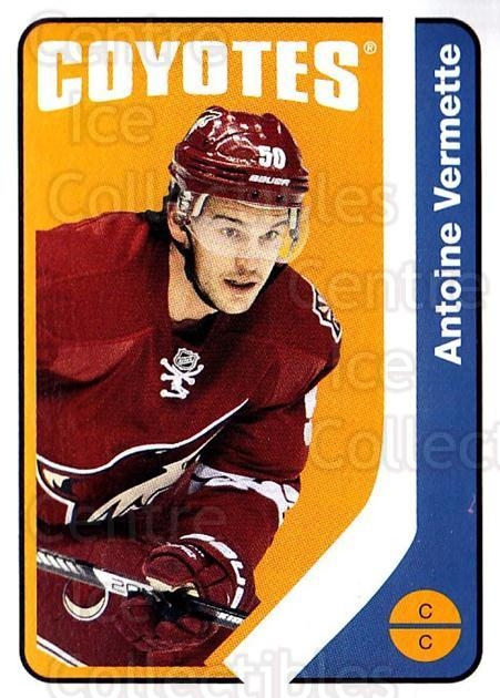 2014-15 O-Pee-chee Retro #89 Antoine Vermette<br/>2 In Stock - $2.00 each - <a href=https://centericecollectibles.foxycart.com/cart?name=2014-15%20O-Pee-chee%20Retro%20%2389%20Antoine%20Vermett...&quantity_max=2&price=$2.00&code=729917 class=foxycart> Buy it now! </a>