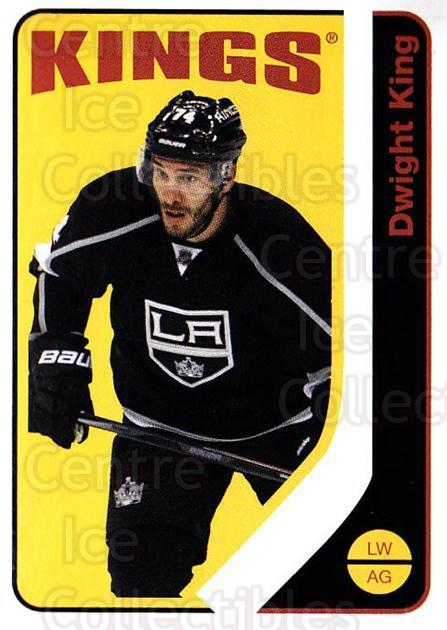 2014-15 O-Pee-chee Retro #93 Dwight King<br/>1 In Stock - $2.00 each - <a href=https://centericecollectibles.foxycart.com/cart?name=2014-15%20O-Pee-chee%20Retro%20%2393%20Dwight%20King...&quantity_max=1&price=$2.00&code=729921 class=foxycart> Buy it now! </a>