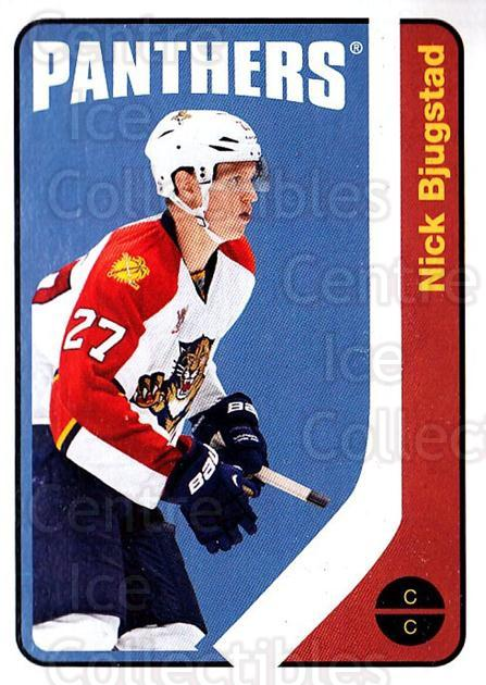 2014-15 O-Pee-chee Retro #101 Nick Bjugstad<br/>2 In Stock - $2.00 each - <a href=https://centericecollectibles.foxycart.com/cart?name=2014-15%20O-Pee-chee%20Retro%20%23101%20Nick%20Bjugstad...&quantity_max=2&price=$2.00&code=729929 class=foxycart> Buy it now! </a>