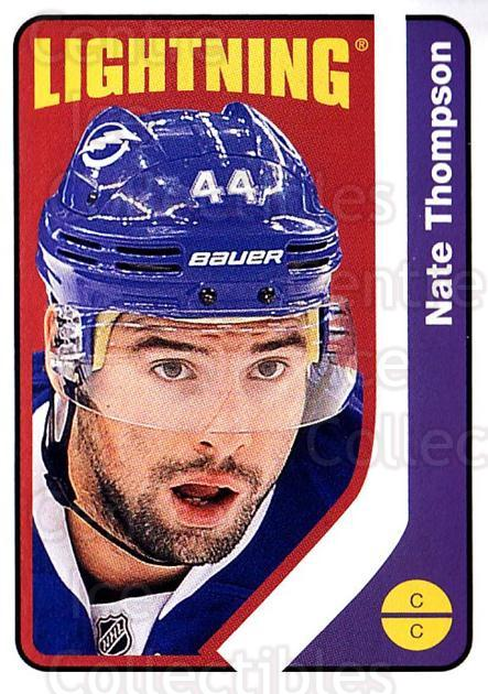 2014-15 O-Pee-chee Retro #115 Nate Thompson<br/>2 In Stock - $2.00 each - <a href=https://centericecollectibles.foxycart.com/cart?name=2014-15%20O-Pee-chee%20Retro%20%23115%20Nate%20Thompson...&quantity_max=2&price=$2.00&code=729943 class=foxycart> Buy it now! </a>