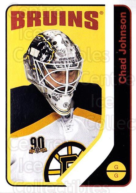 2014-15 O-Pee-chee Retro #123 Chad Johnson<br/>2 In Stock - $2.00 each - <a href=https://centericecollectibles.foxycart.com/cart?name=2014-15%20O-Pee-chee%20Retro%20%23123%20Chad%20Johnson...&quantity_max=2&price=$2.00&code=729951 class=foxycart> Buy it now! </a>