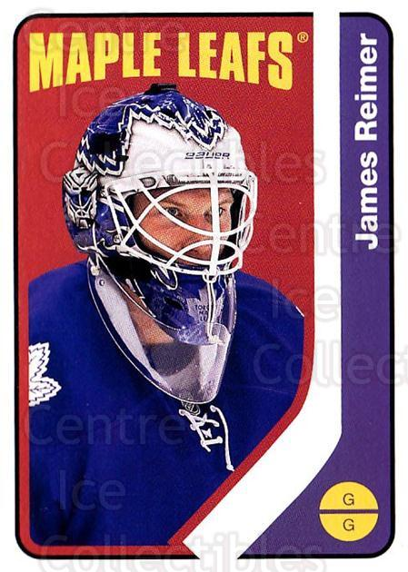 2014-15 O-Pee-chee Retro #130 James Reimer<br/>1 In Stock - $3.00 each - <a href=https://centericecollectibles.foxycart.com/cart?name=2014-15%20O-Pee-chee%20Retro%20%23130%20James%20Reimer...&quantity_max=1&price=$3.00&code=729958 class=foxycart> Buy it now! </a>
