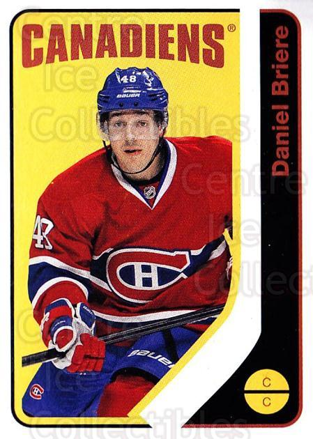 2014-15 O-Pee-chee Retro #133 Daniel Briere<br/>1 In Stock - $2.00 each - <a href=https://centericecollectibles.foxycart.com/cart?name=2014-15%20O-Pee-chee%20Retro%20%23133%20Daniel%20Briere...&quantity_max=1&price=$2.00&code=729961 class=foxycart> Buy it now! </a>