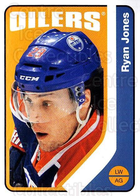2014-15 O-Pee-chee Retro #169 Ryan Jones<br/>2 In Stock - $2.00 each - <a href=https://centericecollectibles.foxycart.com/cart?name=2014-15%20O-Pee-chee%20Retro%20%23169%20Ryan%20Jones...&quantity_max=2&price=$2.00&code=729997 class=foxycart> Buy it now! </a>