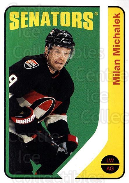 2014-15 O-Pee-chee Retro #187 Milan Michalek<br/>2 In Stock - $2.00 each - <a href=https://centericecollectibles.foxycart.com/cart?name=2014-15%20O-Pee-chee%20Retro%20%23187%20Milan%20Michalek...&quantity_max=2&price=$2.00&code=730015 class=foxycart> Buy it now! </a>
