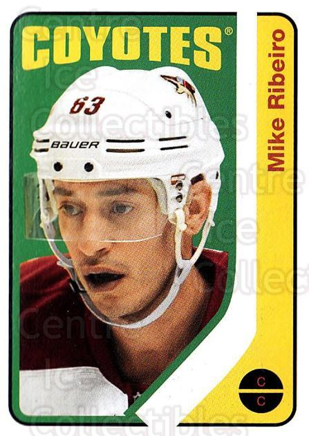 2014-15 O-Pee-chee Retro #192 Mike Ribeiro<br/>2 In Stock - $2.00 each - <a href=https://centericecollectibles.foxycart.com/cart?name=2014-15%20O-Pee-chee%20Retro%20%23192%20Mike%20Ribeiro...&quantity_max=2&price=$2.00&code=730020 class=foxycart> Buy it now! </a>