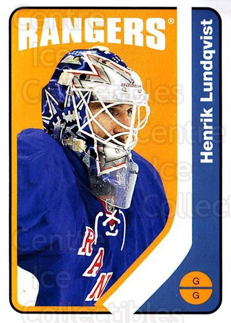 2014-15 O-Pee-chee Retro #209 Henrik Lundqvist<br/>2 In Stock - $3.00 each - <a href=https://centericecollectibles.foxycart.com/cart?name=2014-15%20O-Pee-chee%20Retro%20%23209%20Henrik%20Lundqvis...&quantity_max=2&price=$3.00&code=730037 class=foxycart> Buy it now! </a>