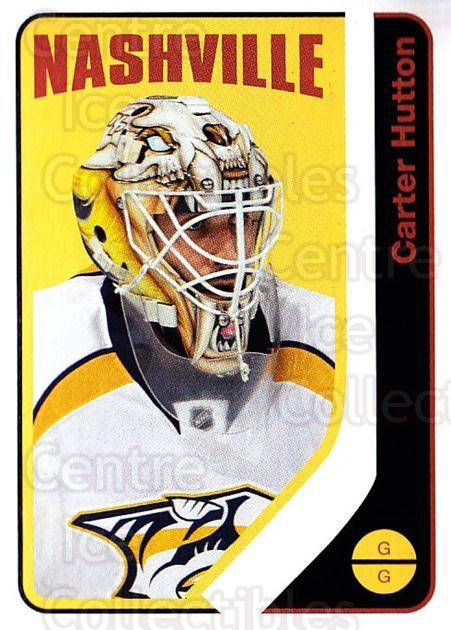 2014-15 O-Pee-chee Retro #213 Carter Hutton<br/>1 In Stock - $2.00 each - <a href=https://centericecollectibles.foxycart.com/cart?name=2014-15%20O-Pee-chee%20Retro%20%23213%20Carter%20Hutton...&quantity_max=1&price=$2.00&code=730041 class=foxycart> Buy it now! </a>