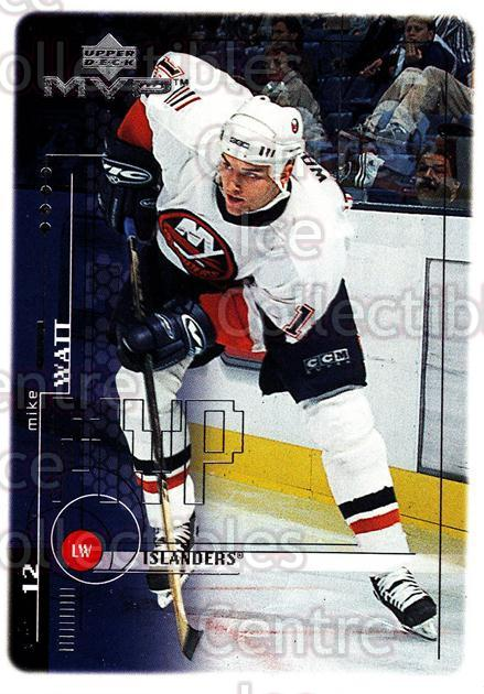 1998-99 Upper Deck MVP #128 Mike Watt<br/>14 In Stock - $1.00 each - <a href=https://centericecollectibles.foxycart.com/cart?name=1998-99%20Upper%20Deck%20MVP%20%23128%20Mike%20Watt...&quantity_max=14&price=$1.00&code=73006 class=foxycart> Buy it now! </a>